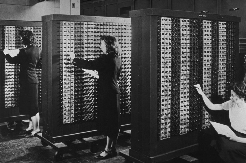 ENIAC Celebrates Its 75th Anniversary: The Story of the Technological and Male Successfulness of the First Computer |  Technique
