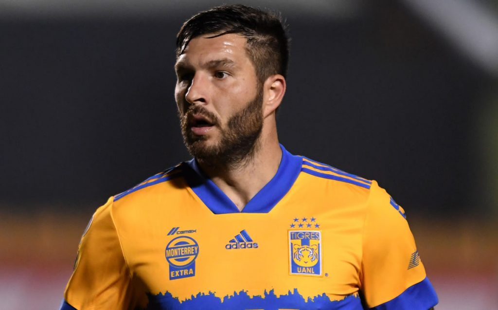Gignac caused controversy in Argentina after criticizing the Mexicans