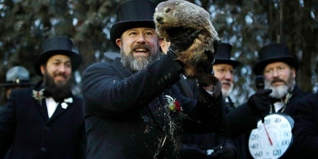 Groundhog Day: Will winter continue?  Punxsutawney Phil gives his expectations