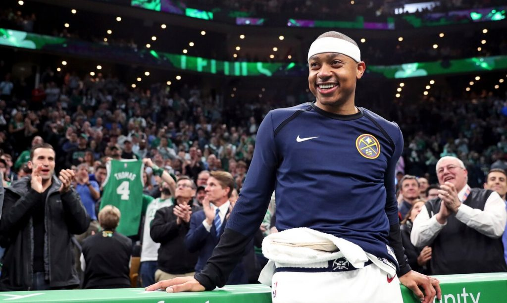 Isaiah Thomas and Joe Johnson will come to the island with Team USA for the FIBA Window