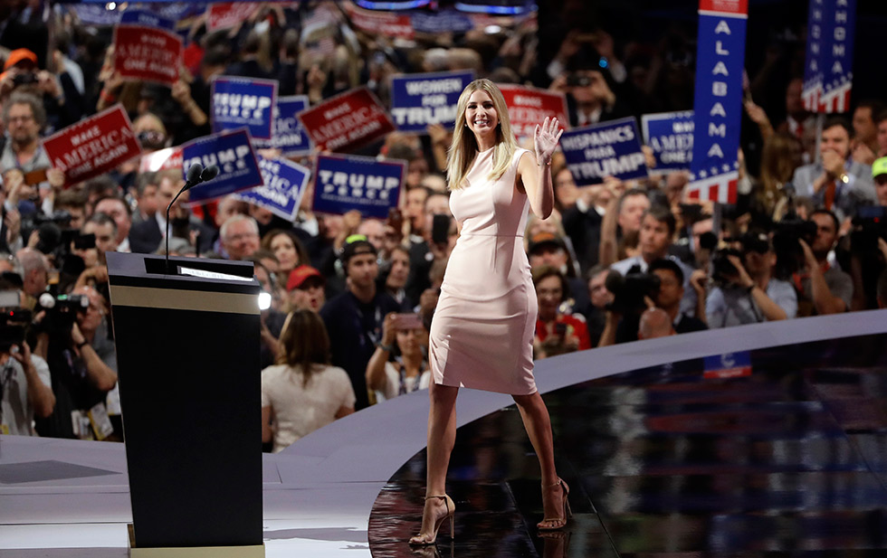 Ivanka will not be seeking to fill the seat Rubio will leave