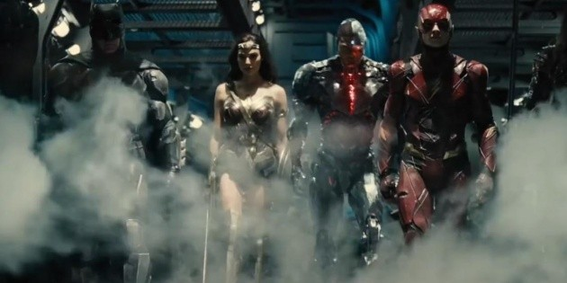 Justice League: When is the Zack Snyder Edition released in Mexico?