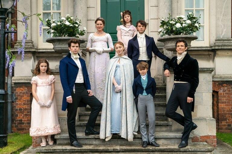 La serie impulsó la venta de las novelas protagonizada por el aristocrático clan y filmada en castillos de la nobleza inglesa