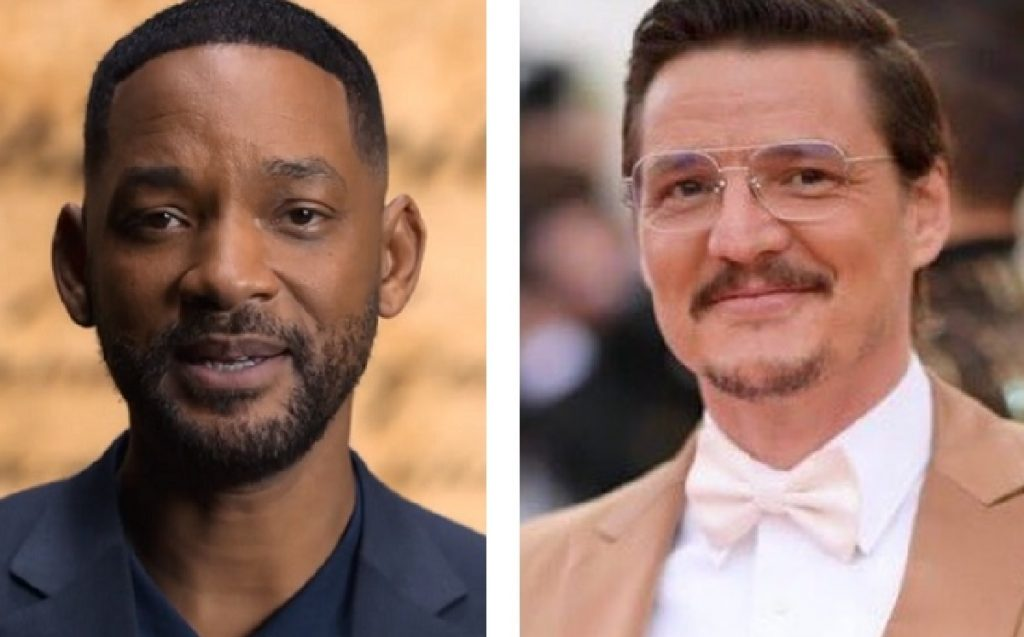 Netflix attends documentary series with Will Smith and Pedro Pascal