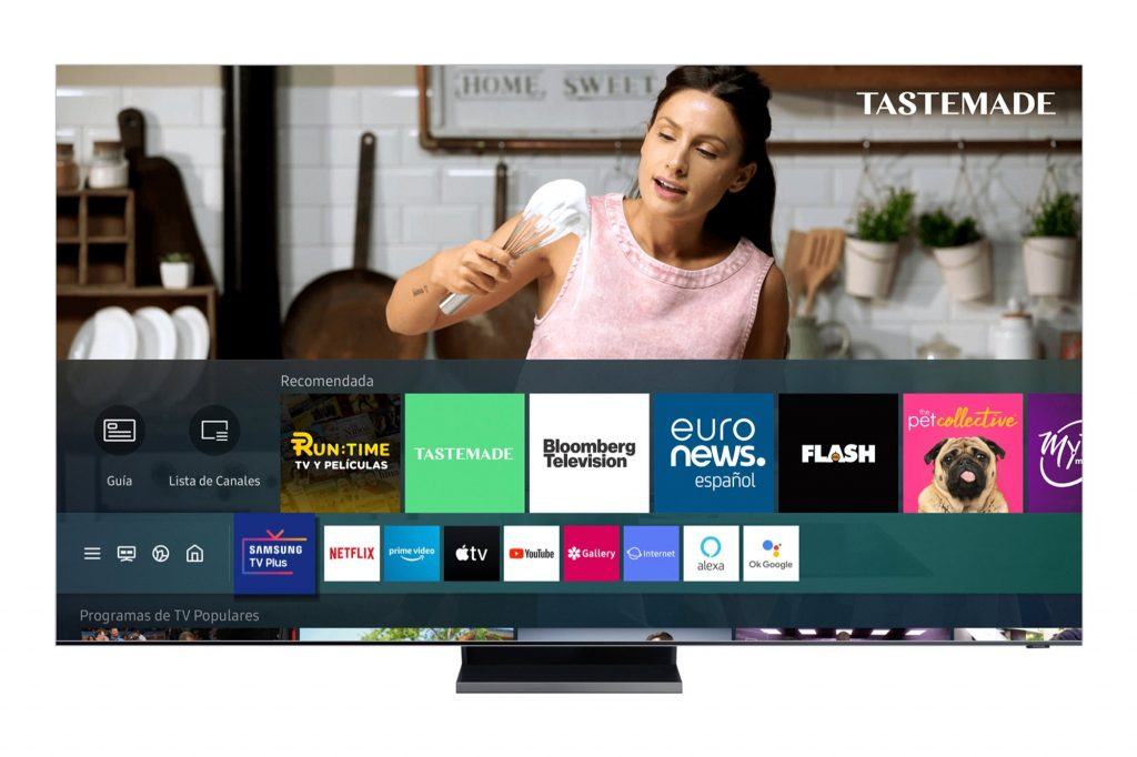 Llega a México el streaming Samsung TV Plus, el Netflix gratuito de Samsung