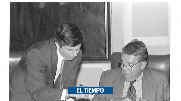 """The Colombian Economy: These were some of the """"sparks"""" of humor in its history - sectors - the economy"""