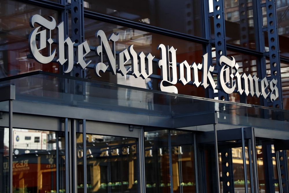 The New York Times closed 2020 with 7.5 million subscribers, an increase of 2 million subscribers from 2019  Economy