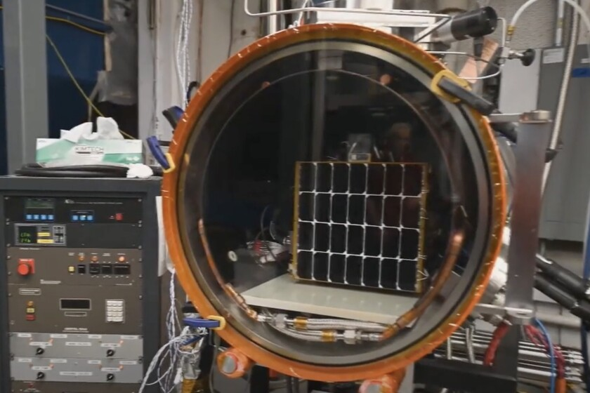 The US military is testing a solar panel in space to send energy to any part of Earth