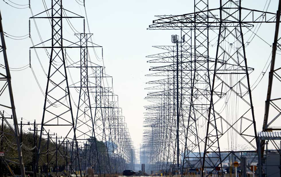 The electrical system is returning to normal in Texas