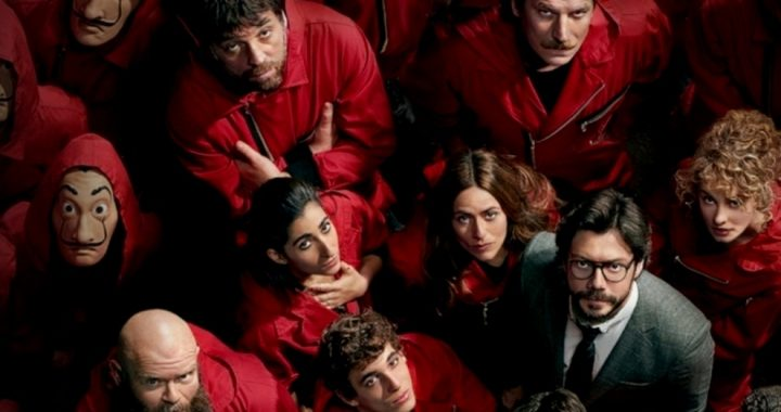 Netflix: La Casa de Papel on Netflix, Season 5: Death