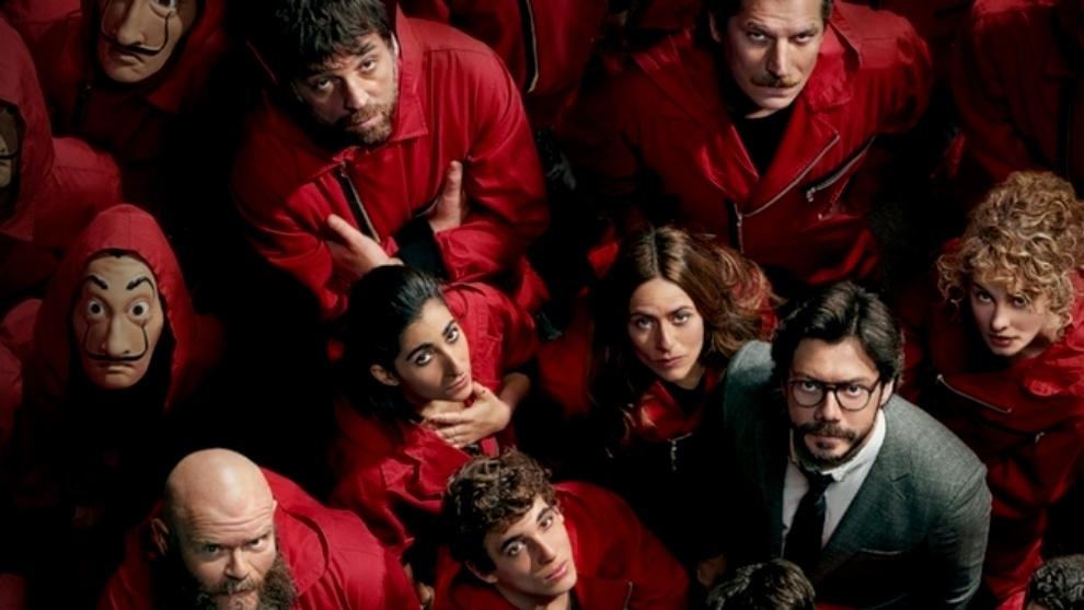 Netflix: La Casa de Papel on Netflix, Season 5: Death