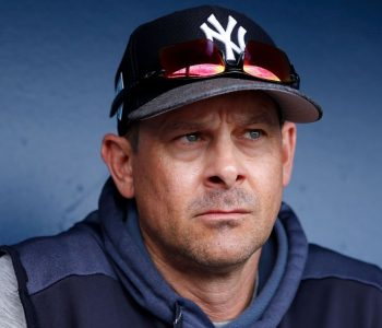 Aaron Boone leaves the New York Yankees to get a pacemaker