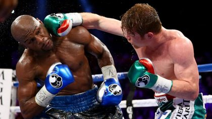 Floyd smeared the Mexican brand, being the only one to defeat him (Image: File)