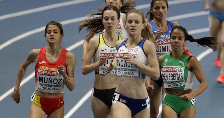 European Athletics: Final Statement of the Spanish Women's Fund |  Sports