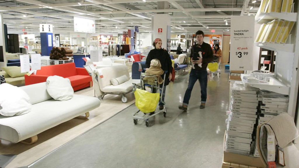Increase sales of household goods