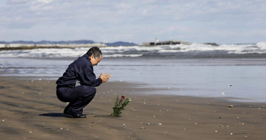 Natsuko disappeared in the tsunami that struck Japan in 2011. Her body was found to this day, 10 years later.