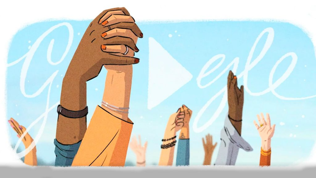 Women's Day: Google dedicated its doodle for March 8th