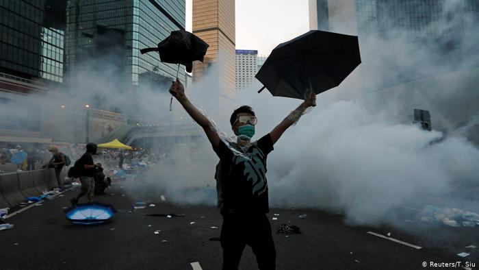 In 2014, large-scale protests rocked Hong Kong for two months, and demonstrations demanded greater autonomy.