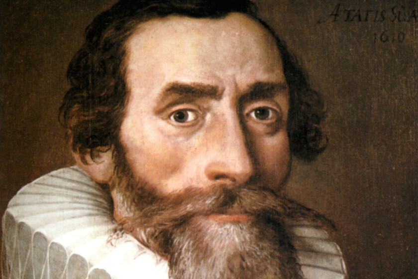 The literary gimmick Kepler used to be one of the earliest exponents of science in history