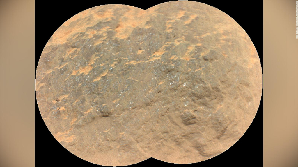 See how persistence determined the landing site