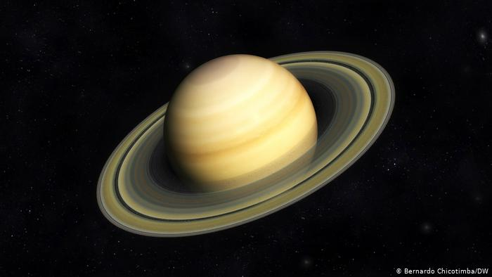 Image of Saturn