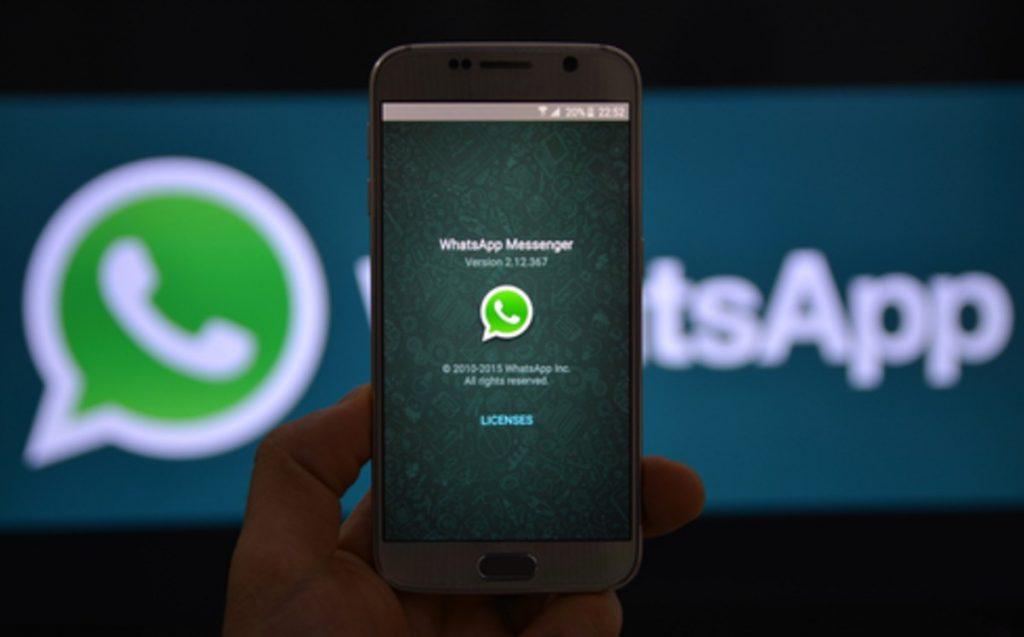 WhatsApp has dropped.  Today's news, March 19, 2021