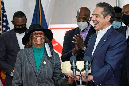 New York Governor Andrew Cuomo.  Photo: Seth Wenig / Pool via Reuters
