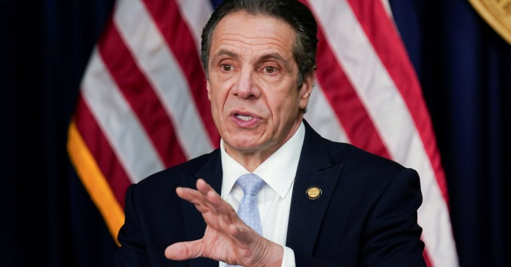 Another adviser to Andrew Cuomo joined the charges of sexual harassment