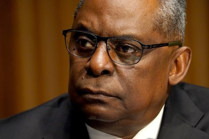 US Secretary of Defense Lloyd Austin.  Contact picture