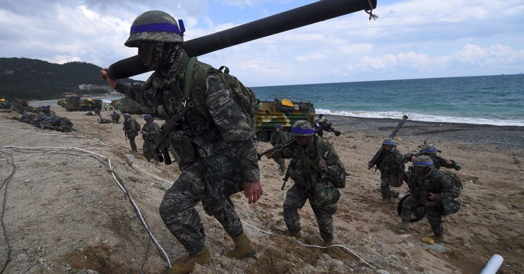 South Korea suggested that it could strengthen its military relationship with Japan