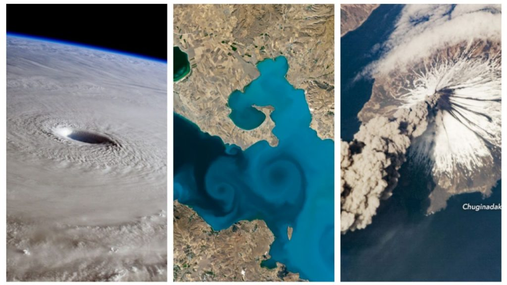 NASA is looking for the best image of Earth from space, these are the 8 amazing images