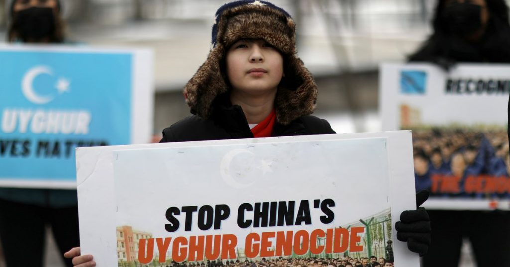 """The United Nations has demanded """"unrestricted or unrestricted"""" access to Xinjiang, where the Uyghur minority is being suppressed by the Chinese regime."""