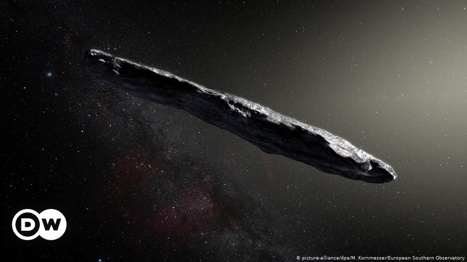 Astronomers present a new theory about the mystery of Oumuamua |  Science and Ecology |  DW