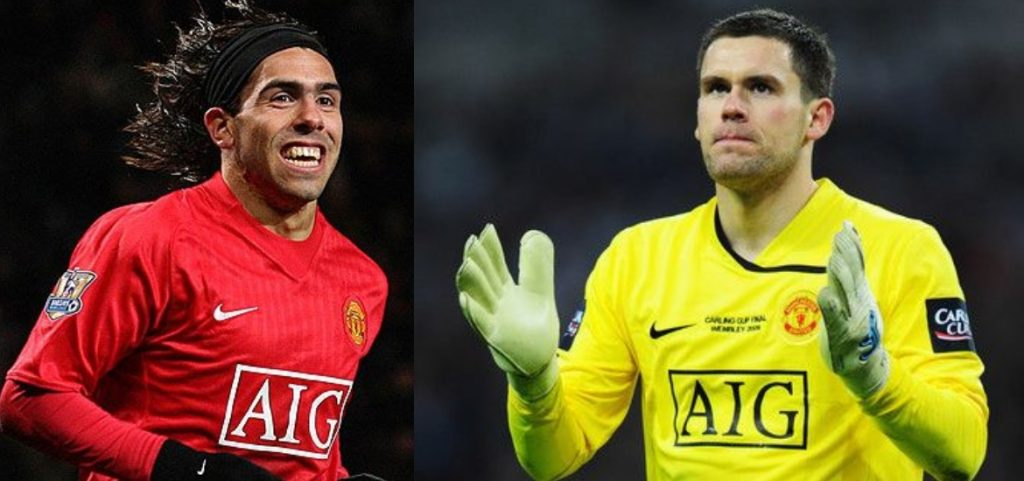 """Ben Foster: """"Carlos Tevez was terrible at Manchester United, but he was a great talent in the games."""""""