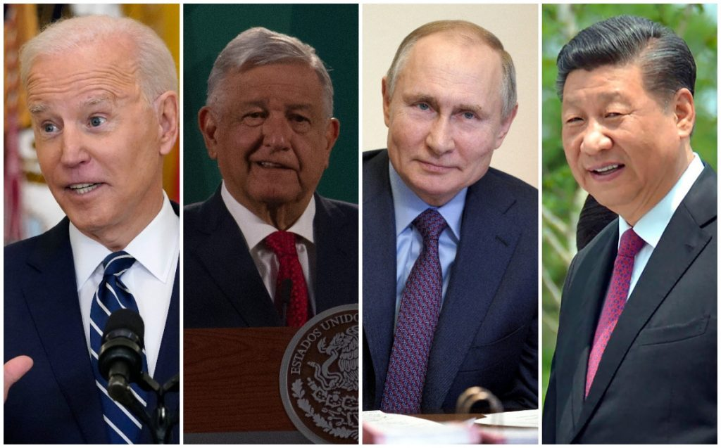 Biden is inviting Amelou, Putin, Shi and other leaders to the Climate Summit