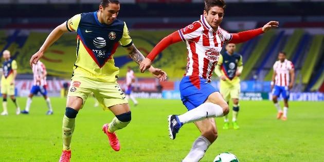 Brizuela does not consider America as Chivas' nightmare