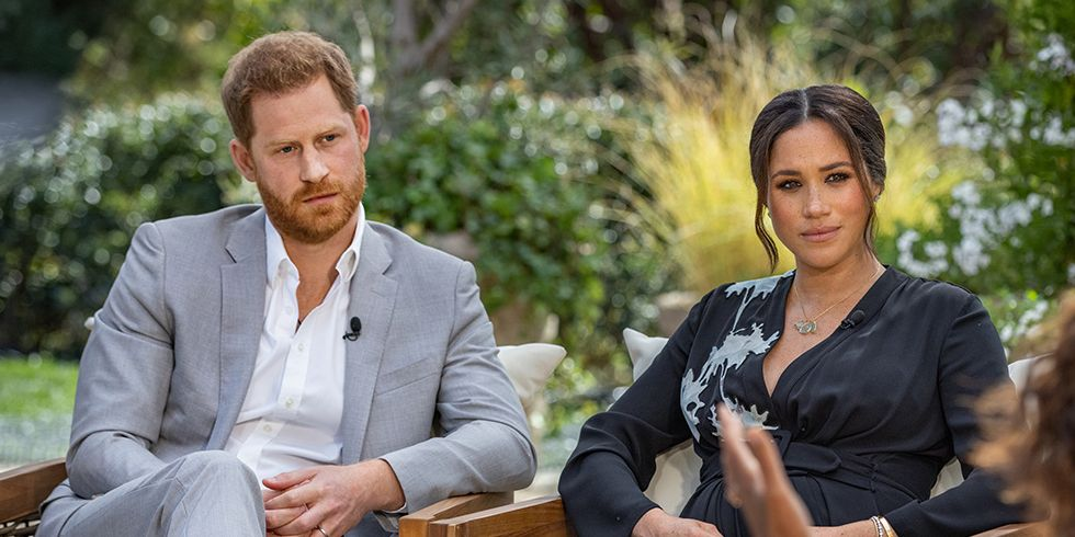 Buckingham responded to Meghan Markle and Harry's interview