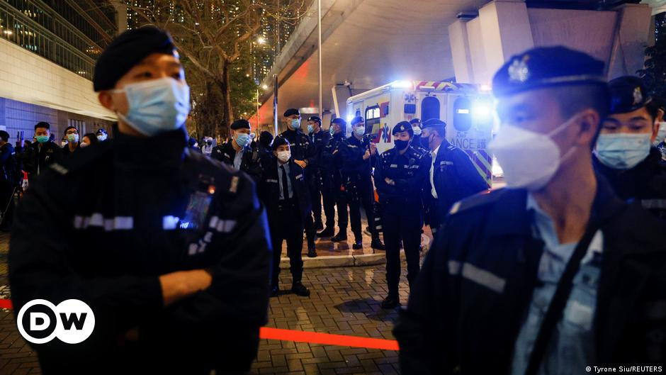 """China says Hong Kong reform is a """"punch"""" to end world """"chaos"""" 