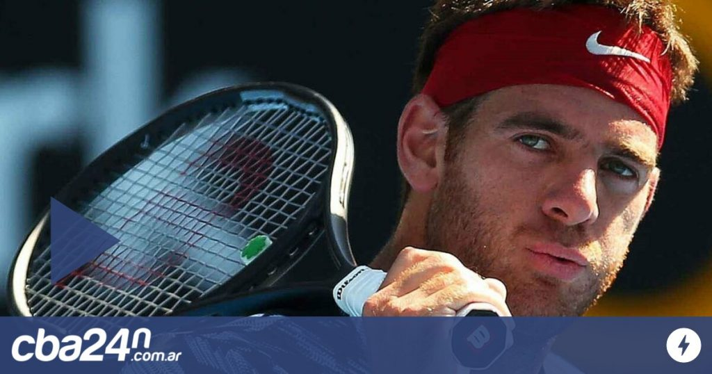Del Potro is working in the US because he wants to play in the Olympic Games - Cba24n