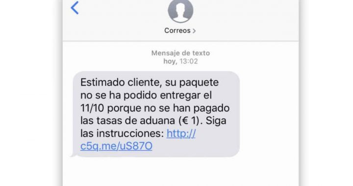 Did you receive this mysterious message?  Do not open it!  It is a virus that will steal your money