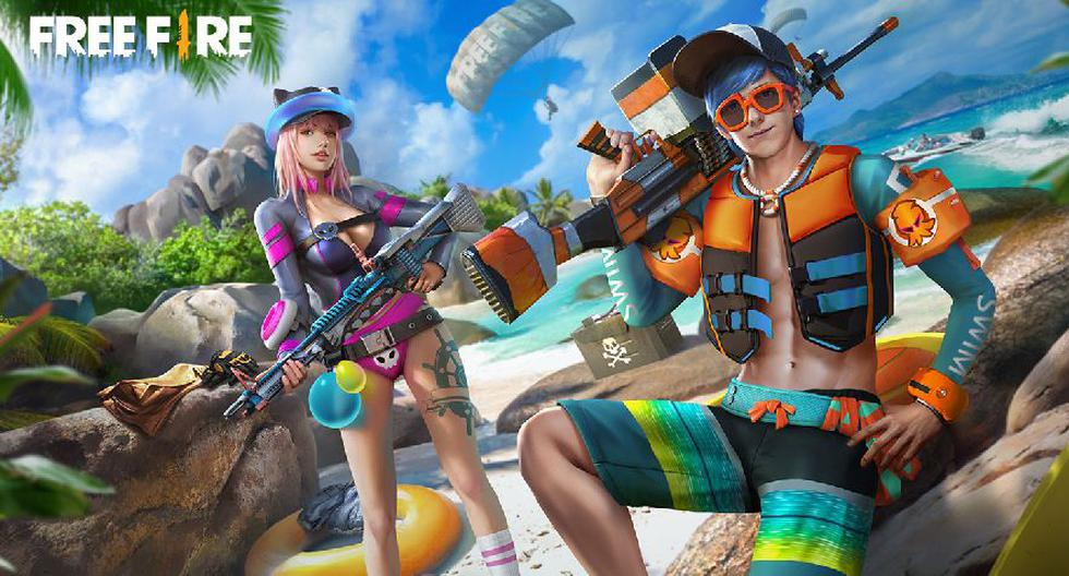 Free Fire Redemption Codes Today Mar 13th, Limited Time Available |  Today's Codes |  What are the codes?  Free Skins |  Free Characters |  Android |  iOS |  Mexico |  SPOR-PLAY