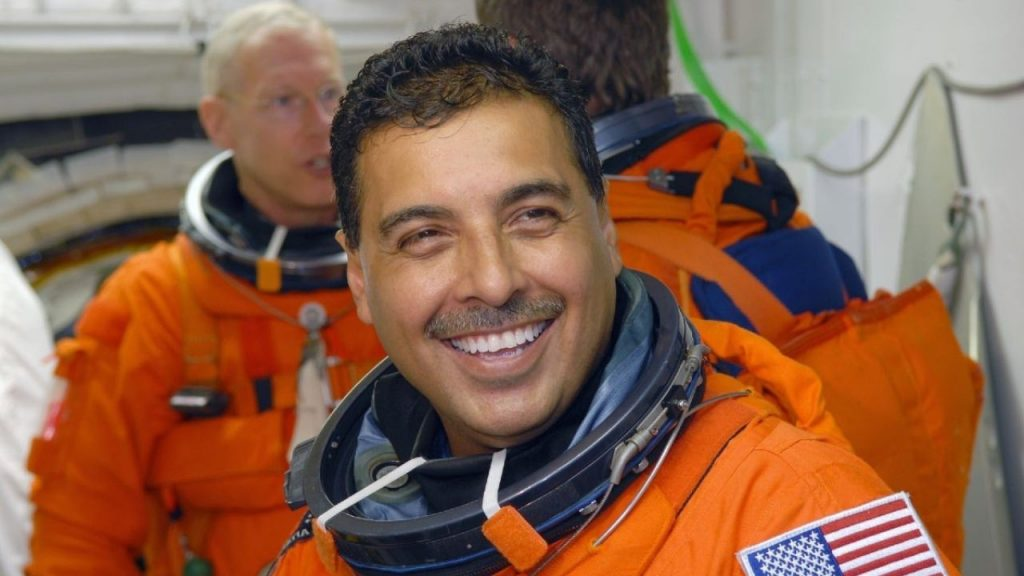 From peasant to astronaut, this is the story of a Mexican who traveled into space