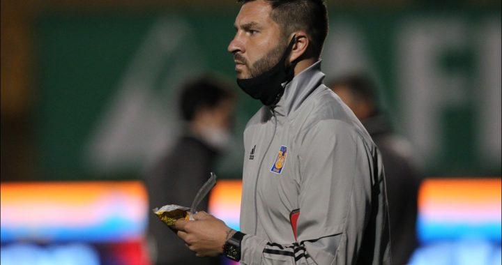 Gignac revela sus planes para cuando se retire con Tigres