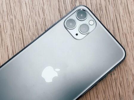 iPhone 11 Pro is hidden