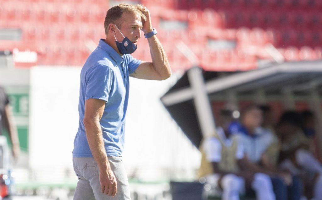 Jason Chris, USA U-23 Coach: We are devastated and it's a tragedy