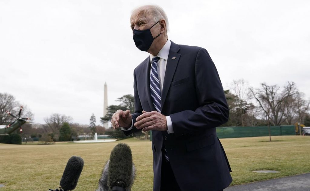 "Joe Biden calls Putin a ""killer.""  ""He will pay the consequences,"" he says"