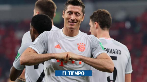 Lewandowski will not play the UEFA Champions League quarter-finals - international football - sport