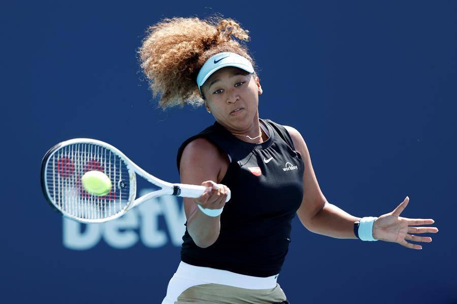 Maria Sakkari ends Naomi Osaka's 23-game winning streak |  Other sports |  Sports