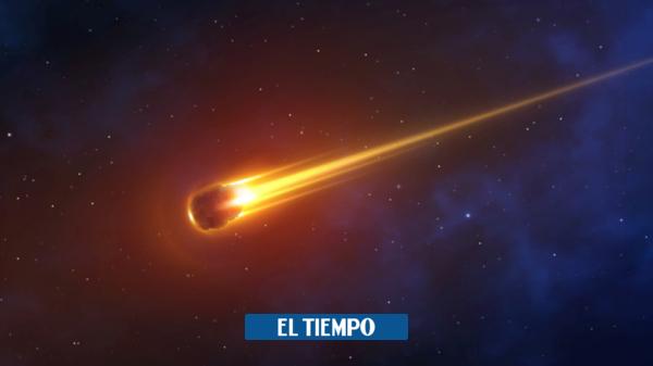 Meteorite seen in North America |  Science |  Astronomy - Sciences - Life