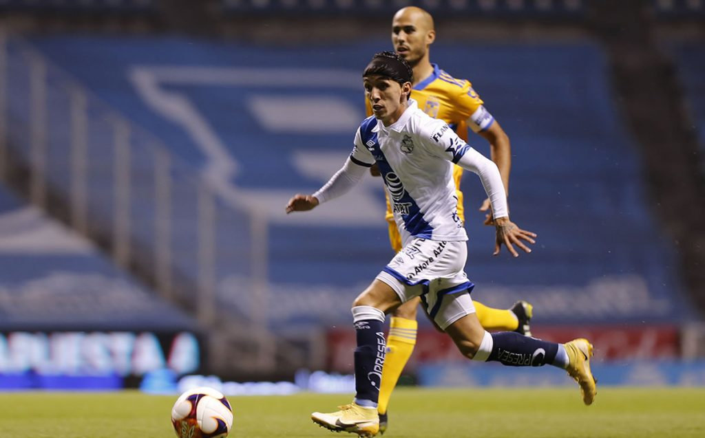 Puebla and Tigres taunted their social networks